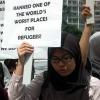 Malaysians suffer violations of democracy and human rights