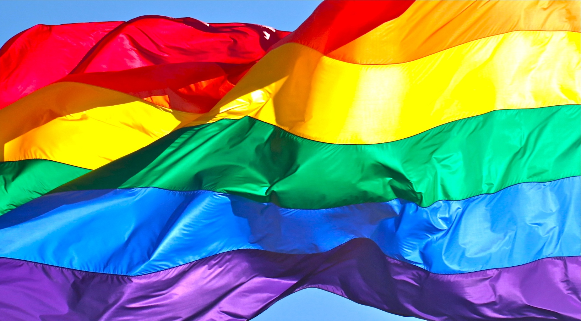 LGBT+ flag Photo: Flickr, torbakhopper