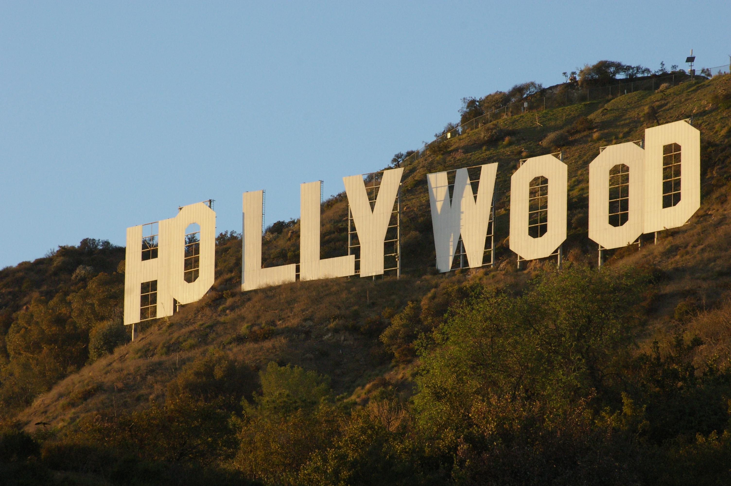Hollywood. Photo: Wikimedia