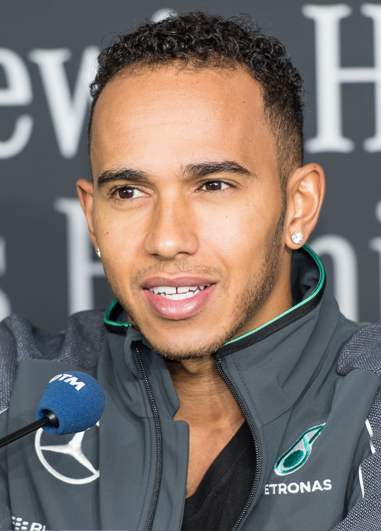 Lewis Hamilton. Photo: Wikipedia