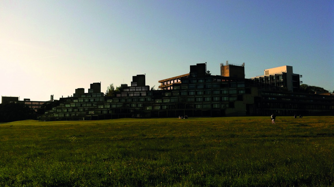 UEA Suffolk Terrace 1. Photo: Flickr, David Jones.