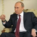 Vladimir Putin. Photo: Wikimedia