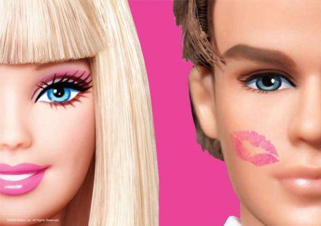Barbie and Ken. Photo: Flickr, madelineyoki