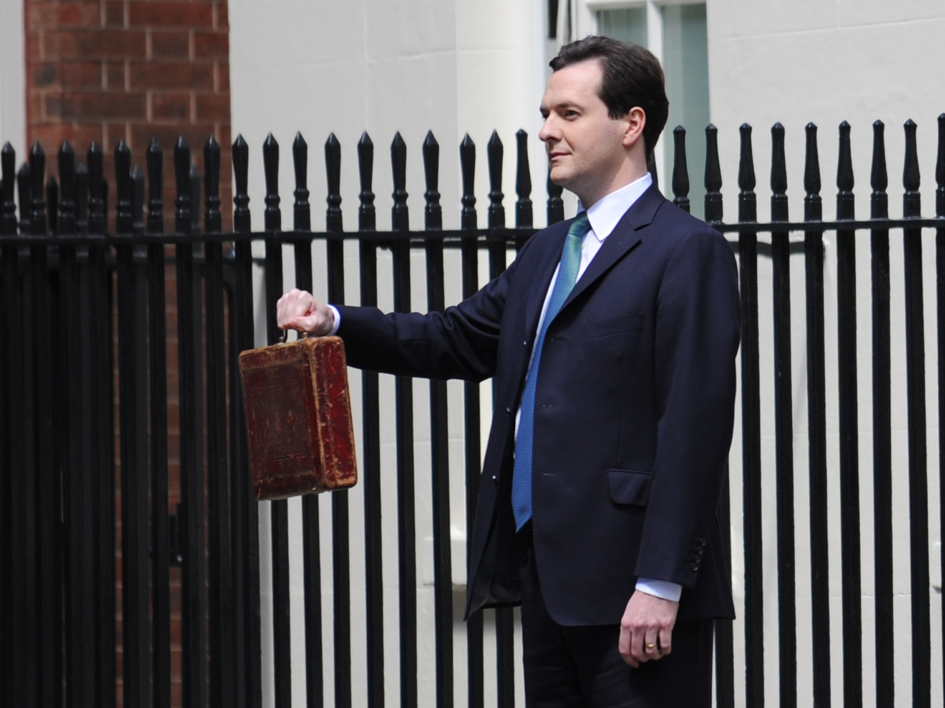 George Osborne. Photo: Flickr, Number Ten