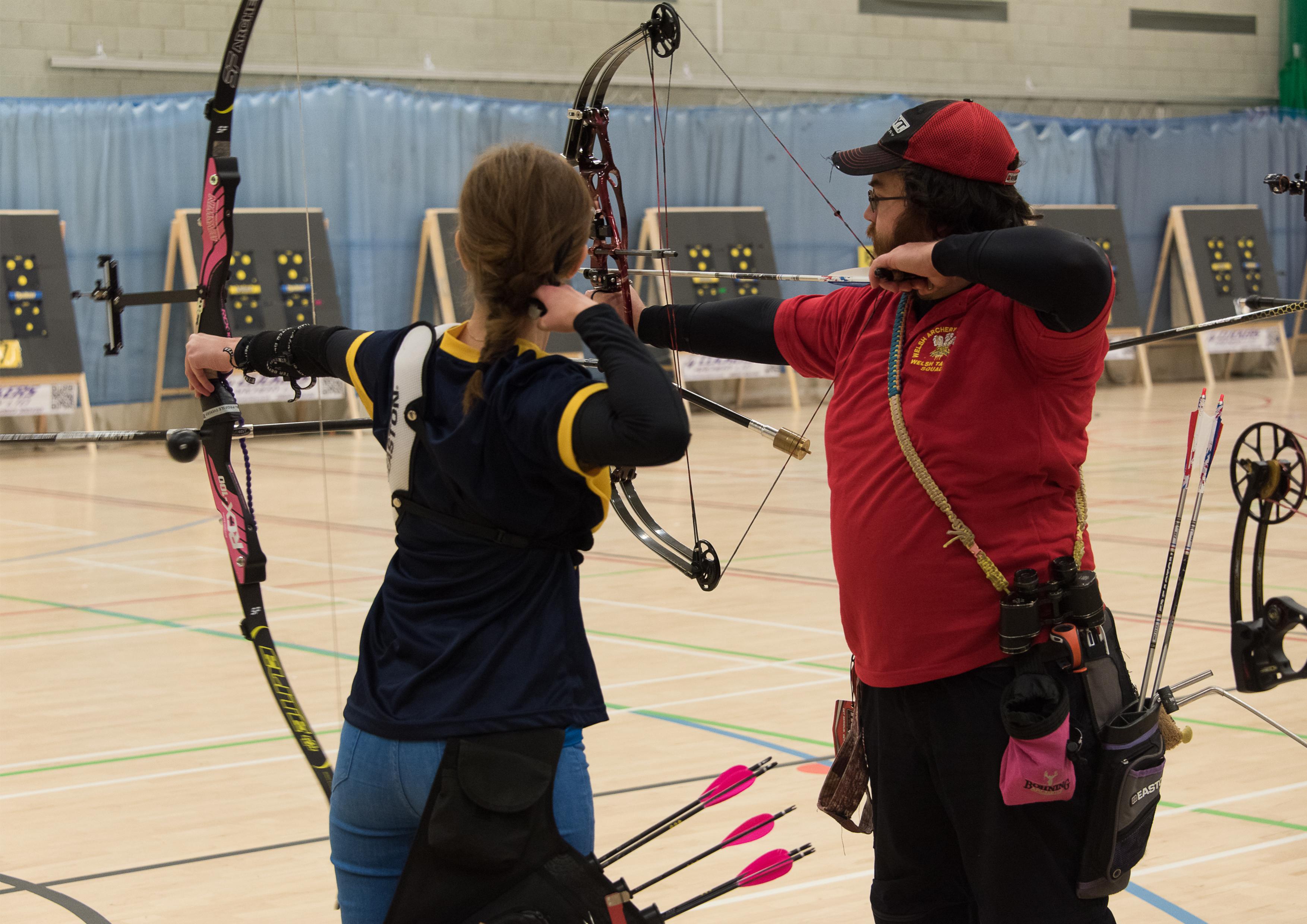 Archery. Photo: Beiter Hit-Miss