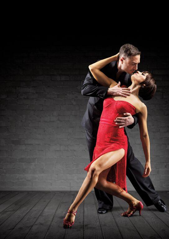 The Last Tango. Photo: Norwich Theatre Royal