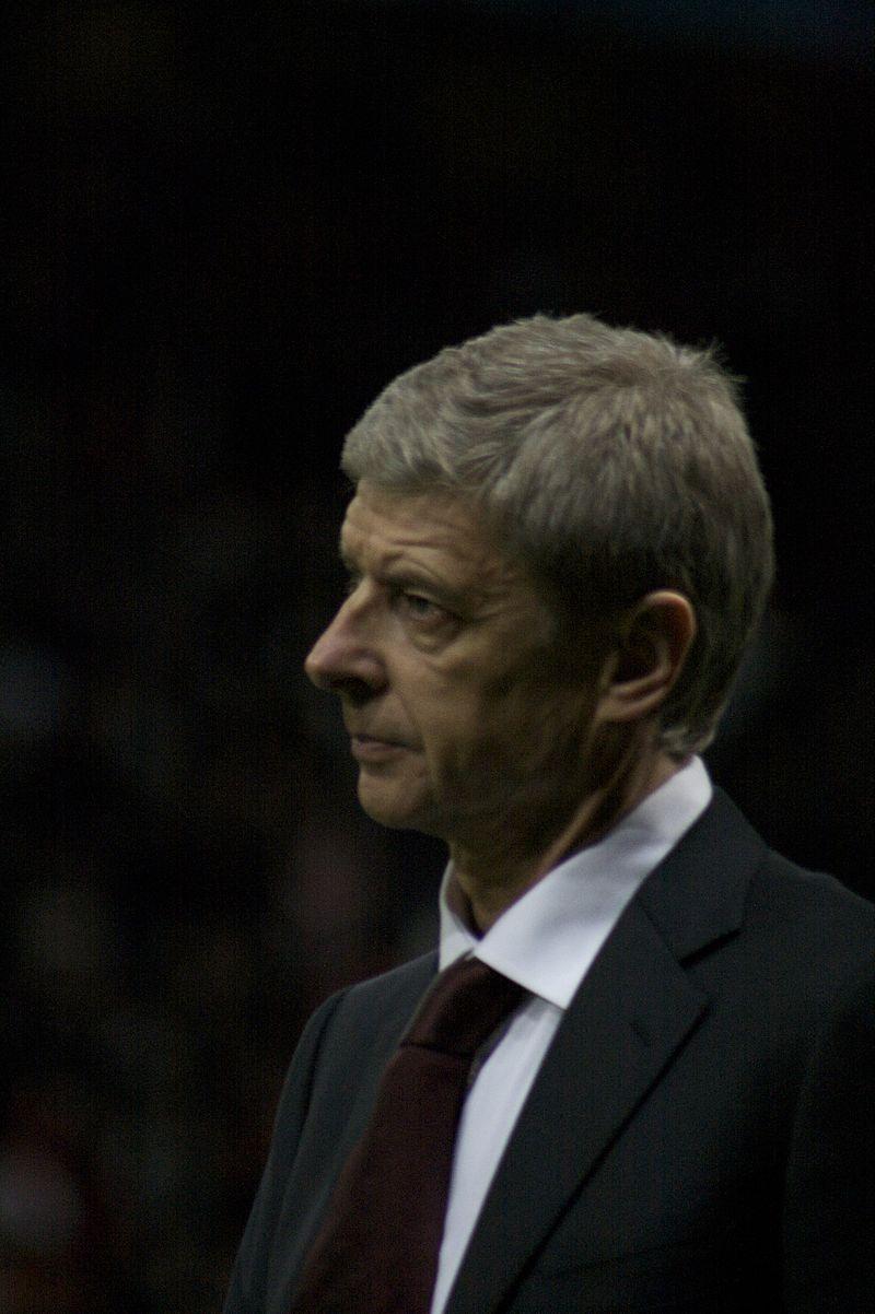 Wenger. Photo: Gordon Flood, Wikimedia