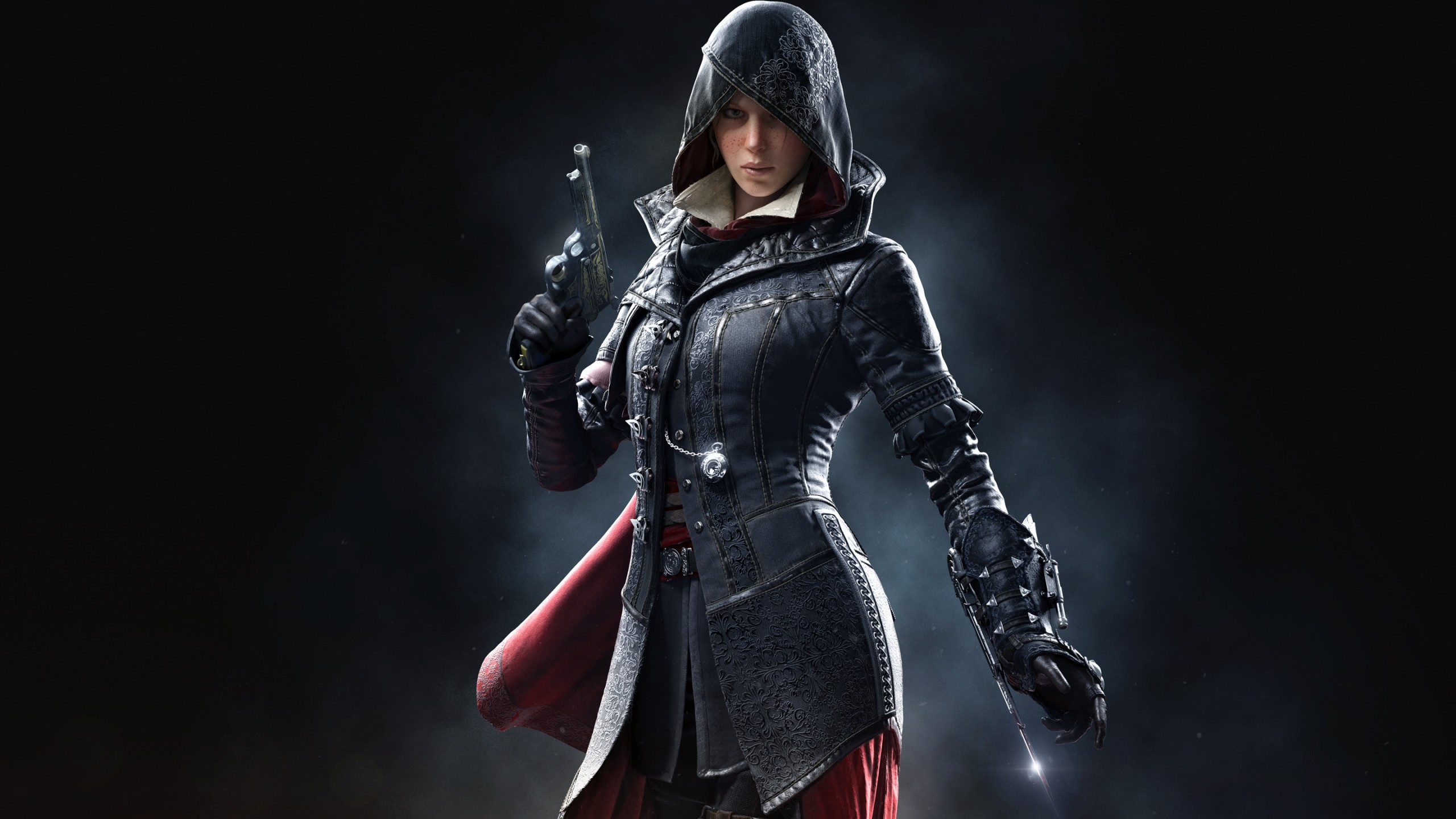 Evie Frye looks daring and dangerous as Assassin's Creed first main story playable female assassin.