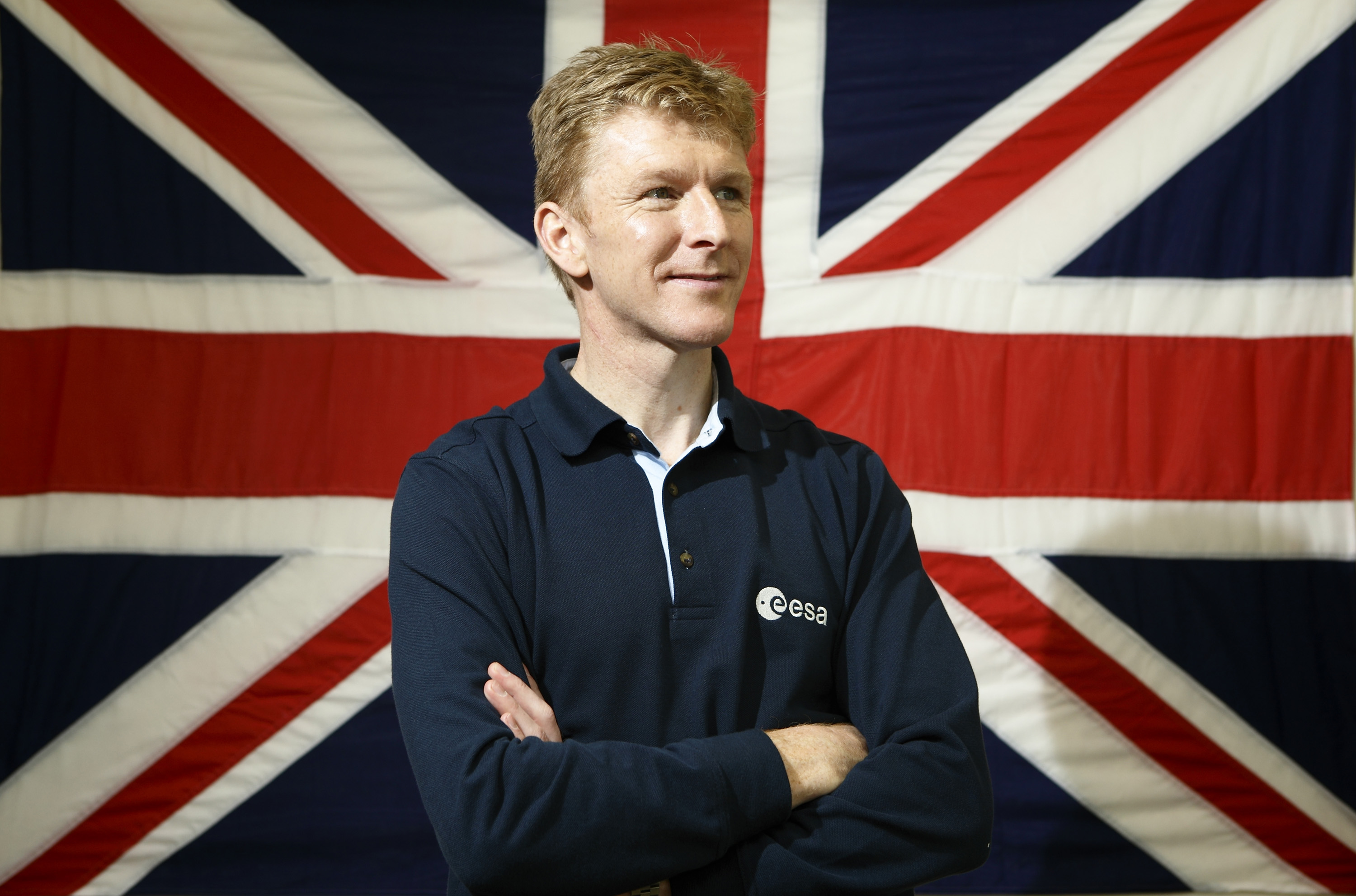 Tim Peake. Photo: Flickr, Department for Business, Innovation and Skills
