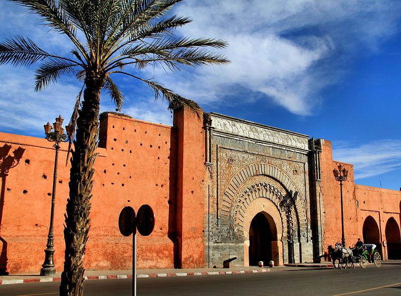 Marrakech. Photo: Lionel Leo, Wikimedia