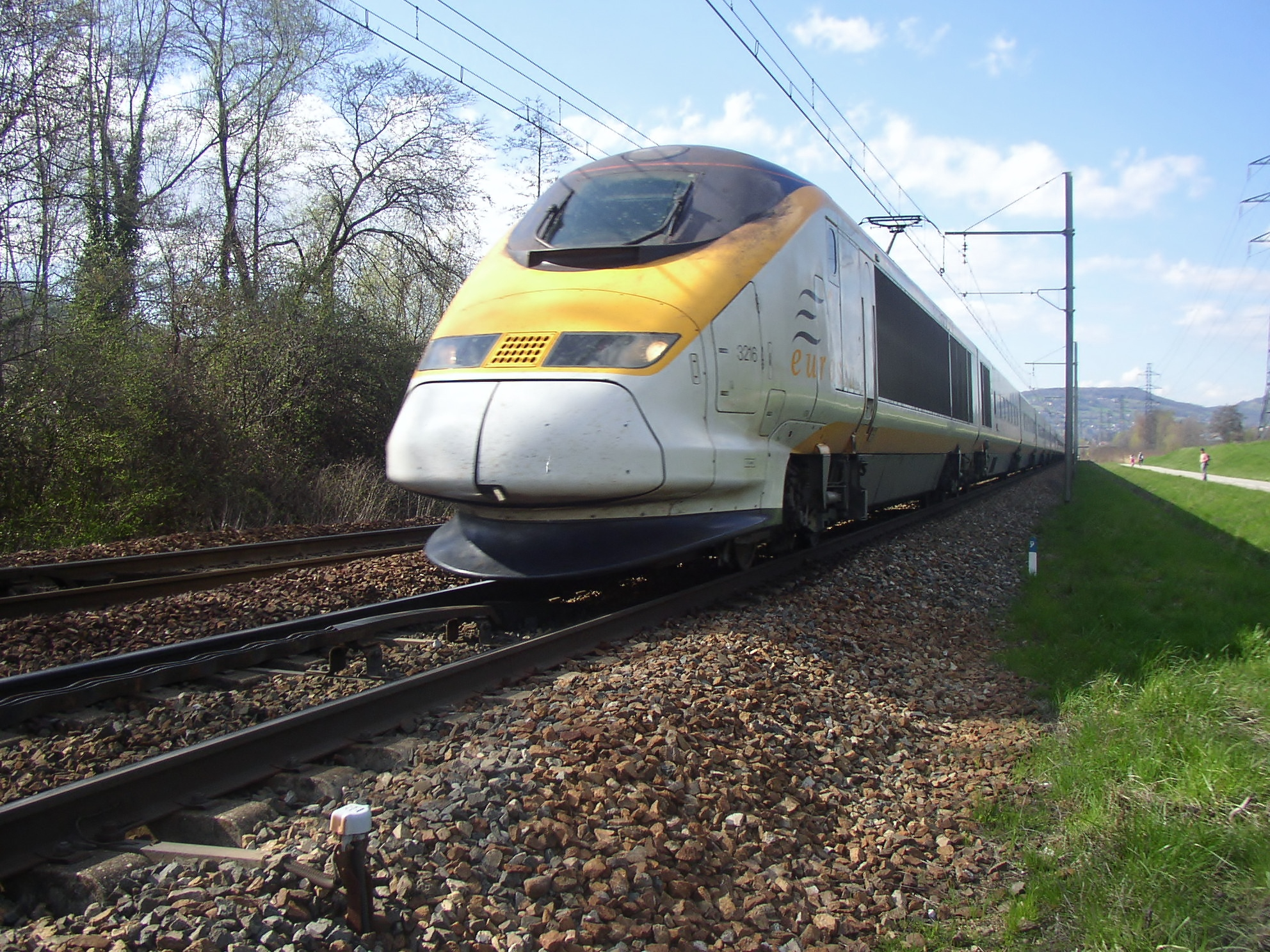 Eurostar trains. Photo: Flickr, Bernard Pepellin