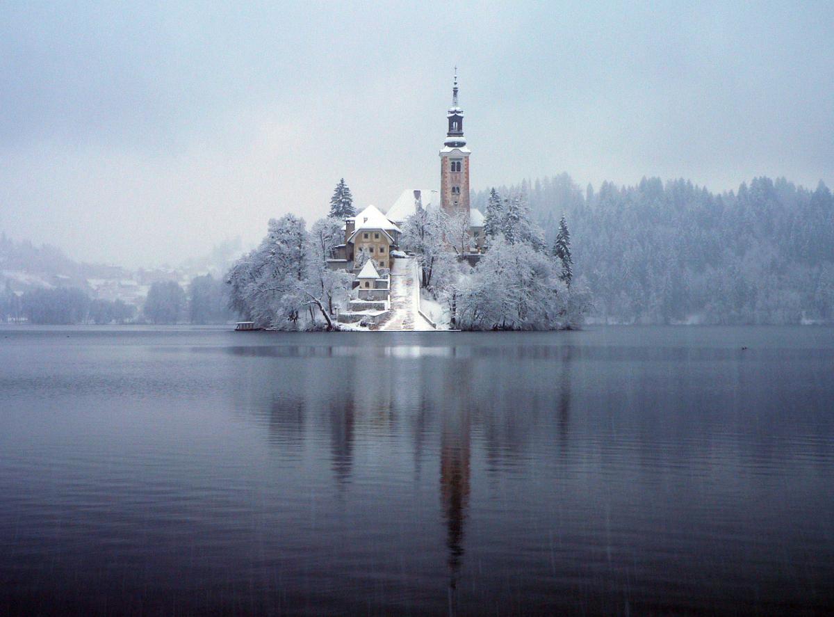 Bled. Photo: Flickr, Oliver-Bonjoch