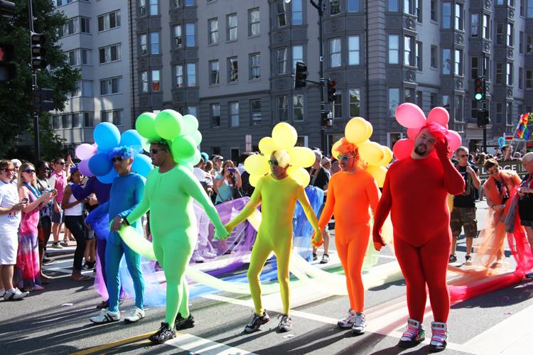 LGBT+ History Month. Photo: Flickr, Tim Evanson