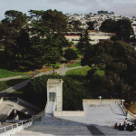 San Francisco University Campus. Photo: Georgina Tomlinson-Spence for Concrete Photography
