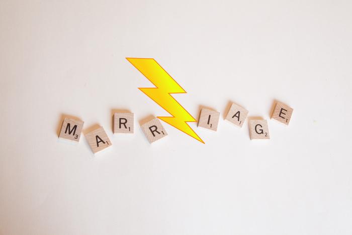 Broken Marriages. Photo: Flickr.