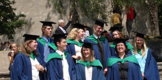UEA Graduates. Quick Like A Mule, Flickr