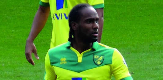Norwich City striker Cameron Jerome. Photo: wikimedia, Dan Candy