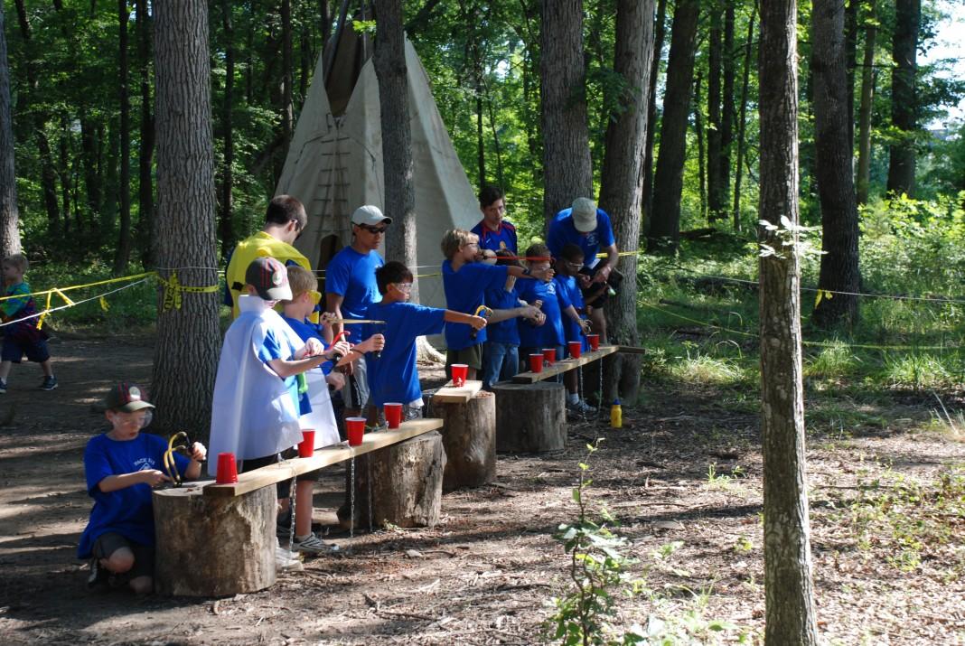 Camp, Photo: Photo: Wikipedia, Jarek Tuszynski Tuszyński