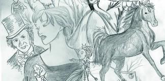 Illustration by Lucinda Swain