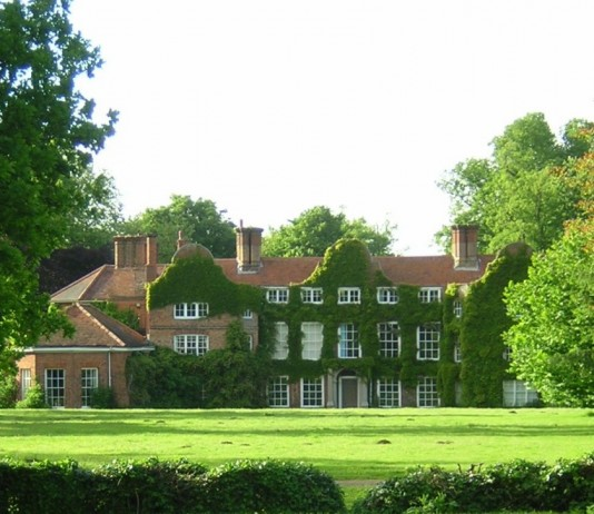 Earlham Hall, Wikimedia