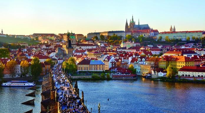 Prague, Photo: Photo: Wikipedia, Moyan Brenn