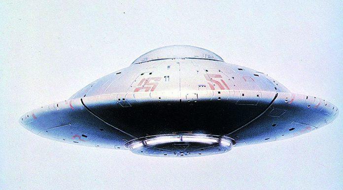 UFO, flickr.com, Paul Hartzog