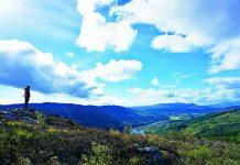 scottish highlands, Daniel Salliss