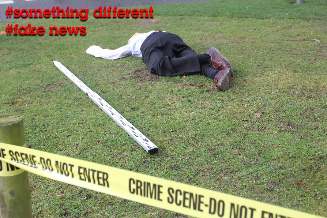 DSDW murder photo, Matt Maddison