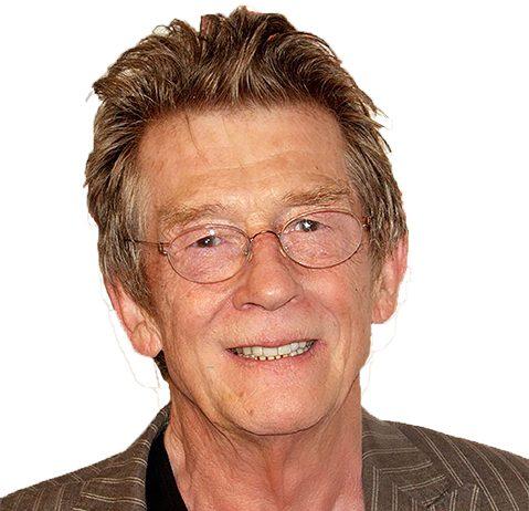 John Hurt Wikimedia, David Shankbone