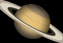 Saturn Pixabay