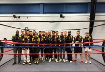 UEA Boxing club, ABC- UEA Boxing Club