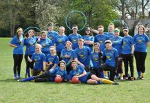 UEA Quidditch Team, the Norwich Nifflers: Rowena Haigh