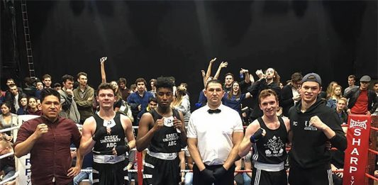 Boxing, John Phillips