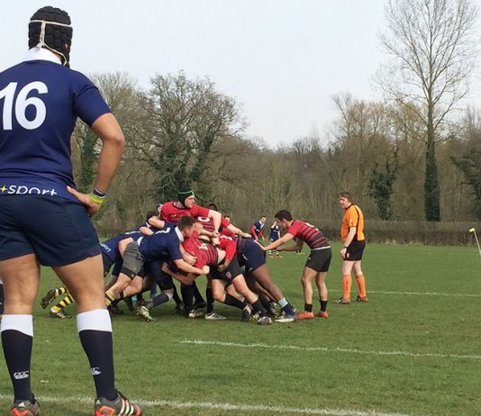Rugby, Charlotte Greenbury