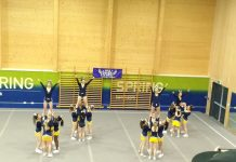 Cheerleading, Feyi Adebanjo