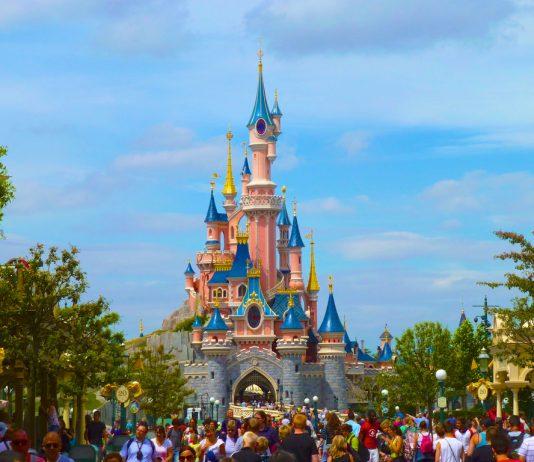 Flickr.com, Les Chatfield Disney Castle