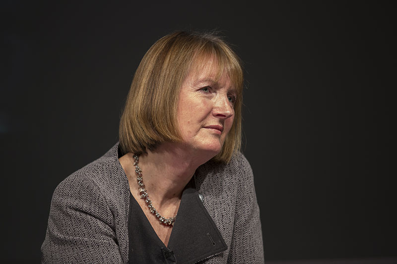 Harriet Harman: Wikimedia, University of Salford