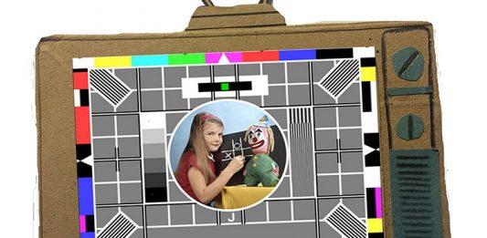 TV Set, Ella Finch