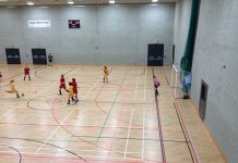 Women's Futsal, James Chesson