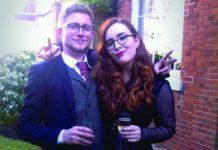 Dougie and Niamh