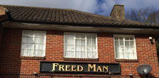The Freed Man pub, Emily Hawkins
