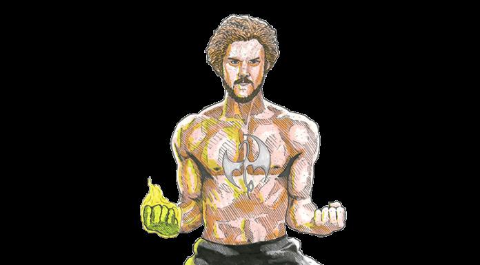 iron fist, Murray Lewis
