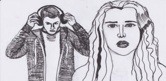 13 Reasons Why, Illustrated by Tom Cascarini