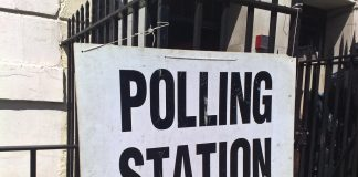 Polling station: Flickr.com, secretlondon123