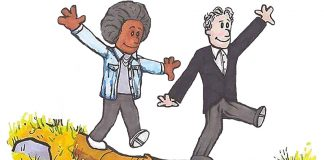 Doctor Who, illustrated by Murray Lewis