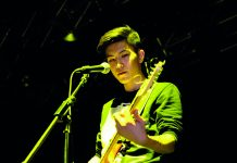 Chinese band, Yega M.: Bobby Lam