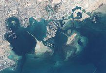 Doha,_Qatar. wikimedia, Axelspace Corporation