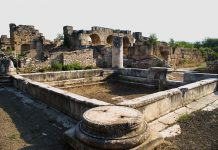 Greek Turkey Ruin Ancient Aphrodisias Photo: Max Pixel