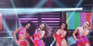 Little Mix on tour. Photo: marcen27, Flickr