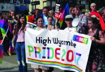 High Wycombe Pride Facebook page